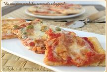 pizza e pane / e pane