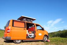 Our Spicy Campers / Our Spicy Campers are unique and compact camper van conversions build from our experience!
