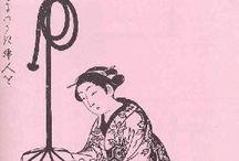 Kumihimo / Japanese braiding