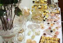 Candy Bar & Sweets Table