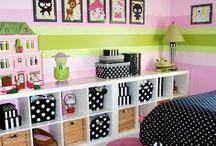 ιδέες για κοριτσιστικο δωματιο