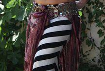 costume tribal fusion
