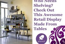 Salon Display / Seasonal Salon Display Ideas