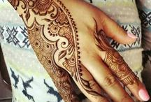 Mahendi and something