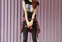 poses/fashion
