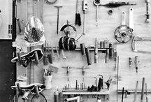 Bicycle shops and workshops