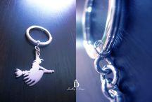 KEYRINGS - by Danay Jewellery & Design