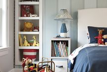 Bedrooms for Boys / by Lori Gault