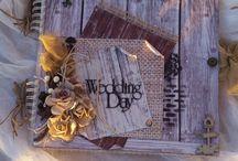 Romantique / wedding guestbook