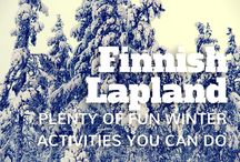 ♡ Finland Travel ♡ / Travel stories about Finland, the best things to do in Lapland, Helsinki, Rovaniemi and other Finnish destinations. Where to travel for the best Northern Lights, Where to go Snowshoeing or Dog Sledging and more in Finland. Happy Travels ♡