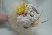 Wedding Bouquets / by Molly Daddono