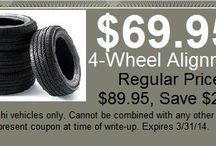 Winter Mitsu Service and Parts Coupons
