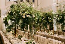 Chic Wedding Receptions
