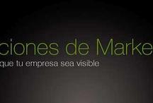 Marketing Online / Actualidad de marketing online: seo posicionamiento web, sem marketing en buscadores, smm marketing en redes sociales