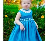 Flower Girl Dresses / Exquisite flower girls dresses made in luxurious fabrics and hand  smocking and embroidery,  great for special occasions and pageants.