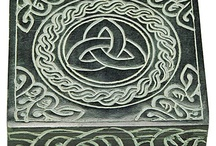 Celtic heritage stuff / by Lisa Spence