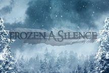 frozen a silence