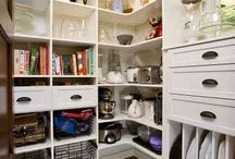 Pretty and Practical Pantries