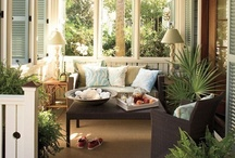 Outdoor living / by Valerie Salmon