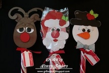 CTMH Candy Toppers / by Keeley's Kreations Close To My Heart