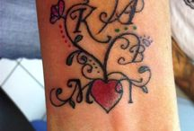 Tattoos / by Sh