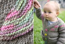 knitting & crochet baby / Knitting & crochet patterns for baby and toddlers