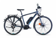 Pedelec (Bosch) / Pedelec bike as its name suggests is a bike with pedal drive supported by electrical power.