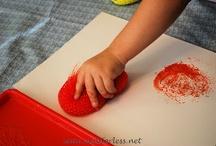 Kids - Art - Printing / Stamping