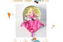 La Belle au bois dormant Disney - peluche doudou jouets