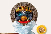 """Books Worth Reading / Item Description - Chocolate Deluxe Jumbo Lollipop.  """"Trick or Treat"""" with the perfect gift. This item is good to delight the most fearful little devil."""