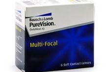 Lentile de contact Bausch & Lomb / www.lensa.ro - Lentile de contact cu dioptrii Bausch & Lomb