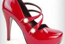 I have a slight obsession with... SHOES / by Megyn Reedy