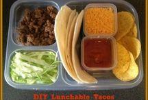 school stuff/snacks & lunches / by Rebeca Ramirez