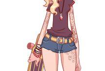 Skate Toons