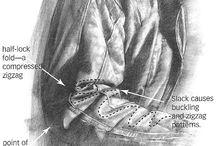 draperies drawing