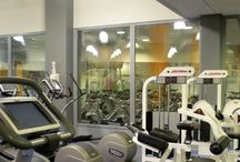 Fitness 4 Less 2011 / One of Cheltenham's many fitness centres needed a quiet area for the Spin Classes; Regent undertook the challenge using triple glazing and uPVC frames