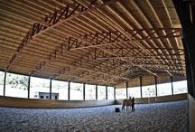 Indoor Riding Arenas