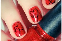 nails / by Eliska Ringler