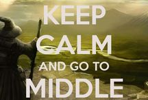 Lord of the rings and all about Middle Earth