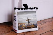 Beach life and all things nautical / Home decor, books, magazines with a modern retro vibe