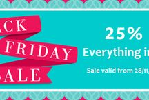 Black Friday sale!  / 25% off all items! Valid till end of Saturday 30.11.2013  www.thejoshop.com