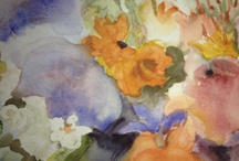 water colors / by Rosemary Zubiria