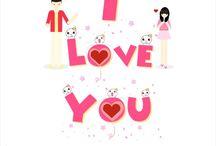 Doodles Art / #cute #people #illustrations #cute #couple #illustrations #cute #girls #cute #boys #love #couples #art #doodles #comic