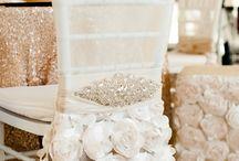 Düğün - Sandalye Detayı