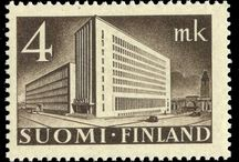 Finnish stamps