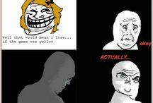 *Le memes / :)