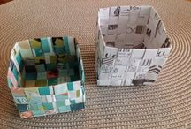 papier upcycling
