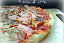 Pizze e piade