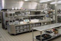 Comercial kitchen