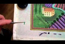 Needlepoint Tips and Tricks / Serendipity Needleworks' collection of helpful hints for stitchers